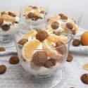 Sinterklaas dessert: Tiramisu met kruidnoten en mandarijn