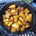 Patata's Brava van de BBQ